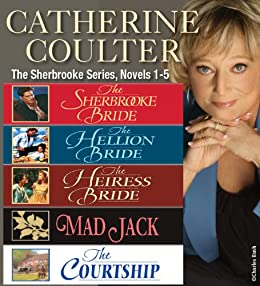 Catherine Coulter The Sherbrooke Series Novels 1-5 de [Coulter, Catherine]