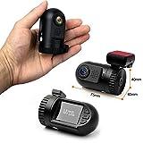 GOFORJUMP Mini 0805 fullHD 1296P Auto Blackbox Kamera mit GPS Logger Ambarella A7LA50D Chipsatz