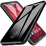 LK Hülle für Motorola Z3 Play, Ultra Schlank Dünn TPU Gel Gummi Weiche Haut Silikon Schutzhülle Abdeckung Case Cover für Motorola Z3 Play (Transparent)