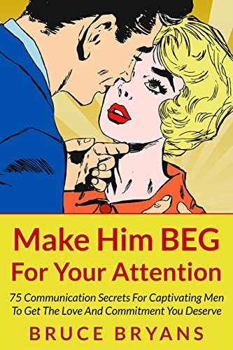 How to get attention from men