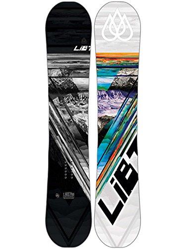 LIB Tech Herren Freestyle Snowboard T-Rice HP 157 Black C2