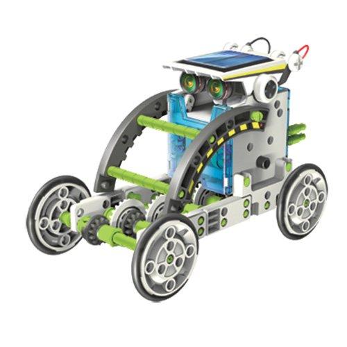 51LCGRfbXQL - itsImagical 14 x 1 Eco-Robot, juego de construcción (Imaginarium 66886)