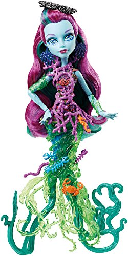 monster-high-dhb48-bambola-posea-reef-multicolore