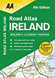 AA Road Atlas Ireland