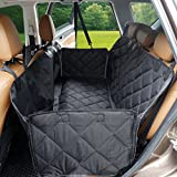 Best Dog Seat Covers - Dog Seat Cover with Flaps, DSTANA Waterproof Car Review