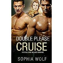 BISEXUAL ROMANCE: Double Pleasure Cruise (Threesome, MMF Bisexual Threesome, Gay Romance, Menage) (English Edition)