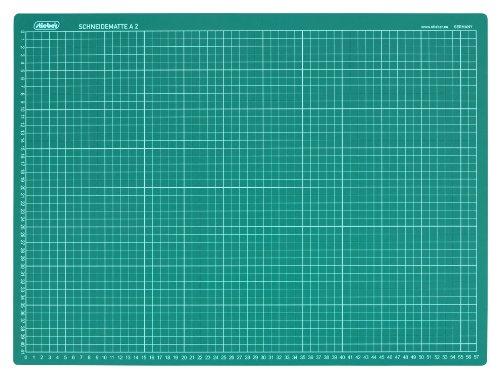 """Schneidunterlage A 2 ca. 60 x 45 cm """"selbstheilend"""" Original stieber® Test"""