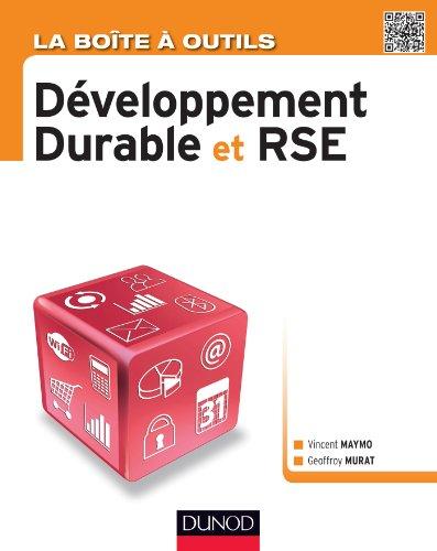 La Boîte à outils - Développement durable et RSE par Geoffroy Murat