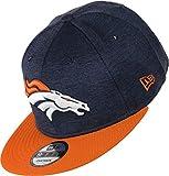 New Era NFL Denver Broncos Authentic 2018 Sideline 9FIFTY Snapback Home Cap, Größe :S/M