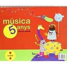 Música. 5 anys. Educació infantil - 9788466129305