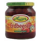 Lausitzer Erdbeeren (580 ml Glas)