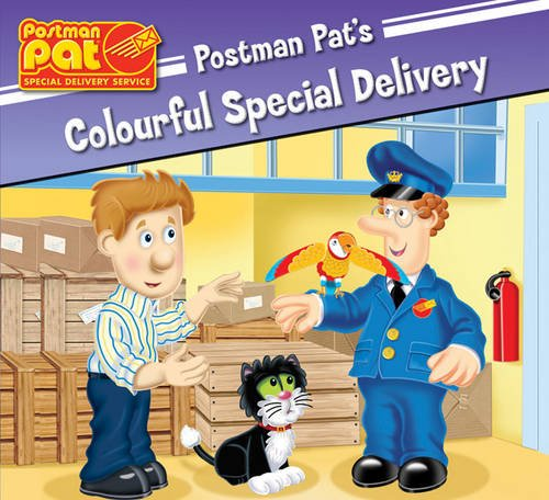 Postman Pat's Colourful Special Delivery (Postman Pat Special Delivery Service)