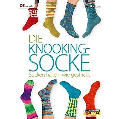 PDF] Die Knooking-Socke: Socken häkeln wie gestrickt KOSTENLOS ...