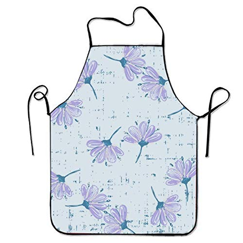 Kostüm Mann Cream Kind Ice - HTETRERW Ice Cream Unicorn Apron for Baking Crafting Gardening Cooking Durable Easy Cleaning Creative Bib for Man and Woman Standar Size