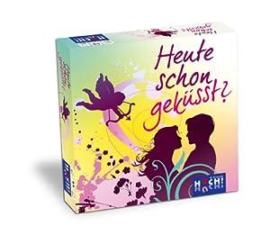 Huch und Friends 877635 Heute Schon geküsst? - Juego de Mesa (a Partir de 16 años, 2 Jugadores)