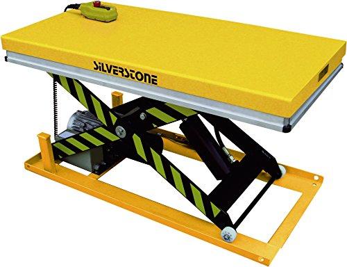 Silverstone HW502-Y Statischer Hubtisch, 1200 x 800 mm, Tragkraft 500 kg