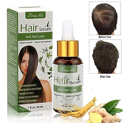 Haarserum Anti-Haarausfall Haarwachstums-Serum natürliche