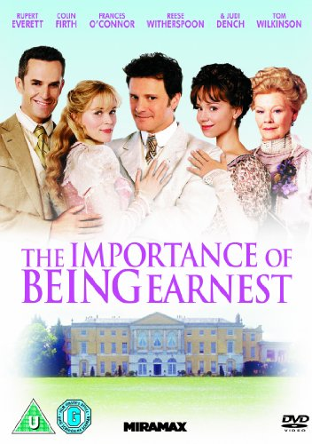 the importance of being earnest comparative essay