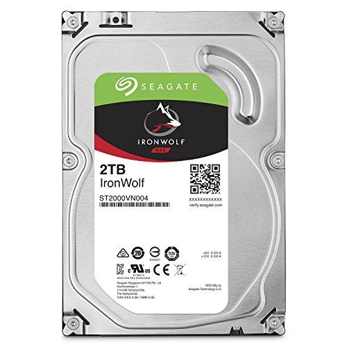 'SEAGATE st2000vn004interne HDD-3.5, schwarz