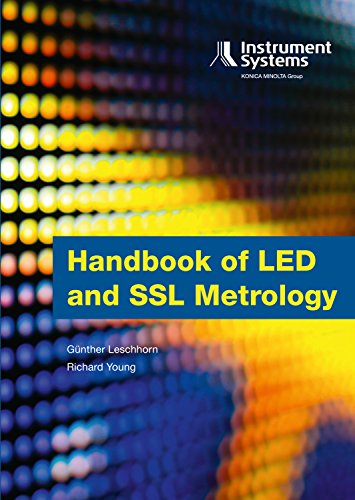 Handbook of LED and SSL Metrology (English Edition)