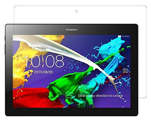 pellicola tablet lenovo tab2 a10-30 IVSO Pellicola Protettiva Schermo in Vetro Temperato per Lenovo Tab 2 A10-30F 10.1-inch Tablet (Tempered Glass - 1 Pack)
