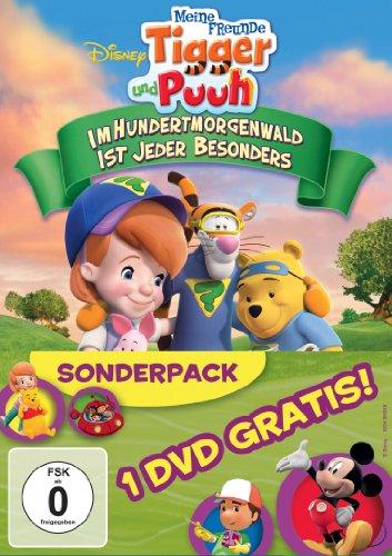 Im Hundertmorgenwald ist jeder besonders (+ Bonus-DVD)
