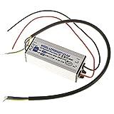 MagiDeal 50W AC100-270V Impermeabile Ad Alta Potenza LED Driver LED Strip Flood Spot Light Alimentazione 1.5A DC27-36V