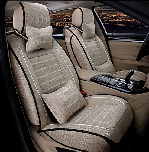 Chemu impermeabile accessorio interno nero per x1 e84 f48 x3 e83 f25 x4 f26 x5 e70 f15 e53 x6 e71 e72 f16 Copertura universale per sedile auto