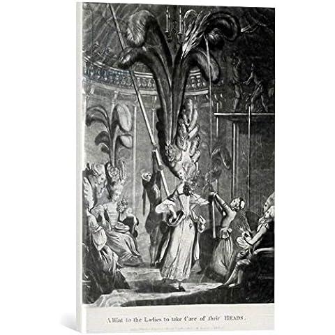 Quadro su tela: Samuel Hieronymous Grimm
