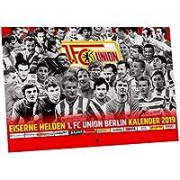 1. FC Union Berlin Jahreskalender, Kalender 2019