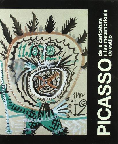 Descargar Libro Picasso de la caricatura a las metamorfosis de estilo de Lunwerg