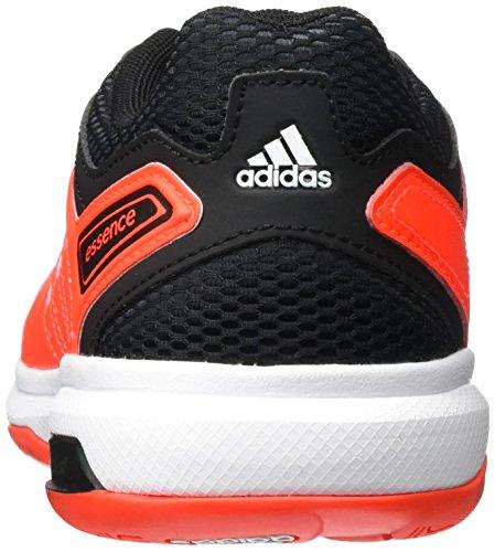 Adidas Essence, Zapatos De Balonmano Rojo Para Hombre (solar Red / Ftwr Blanco / Core Black)