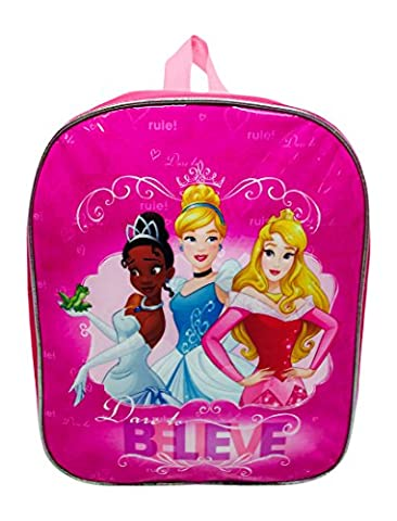 Disney Princess Sac à Dos Junior, 33 cm, Multicolore