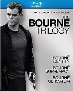 Bourne Trilogy [Blu-ray] [US Import] (B003H6KRIE) | Amazon price tracker / tracking, Amazon price history charts, Amazon price watches, Amazon price drop alerts