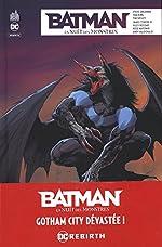 Batman - La nuit des monstres de Orlando Steve