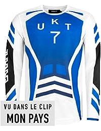 T-Shirt Unkut Hart Blanc