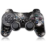 PS3 Controller Wireless, Dualshock PS3 Bluetooth Gamepads Joysticks for PlayStation 3 Game Accessories