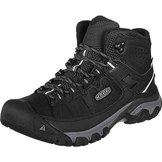 KEEN Men's Targhee Exp Mid Wp High Rise Hiking Shoes 9