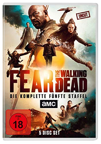 Fear the Walking Dead - Die komplette fünfte Staffel [4 DVDs]
