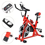 Best Spinning Bikes - Indoor Cycling Exercise Bike Aerobic Fitness Training Spinning Review