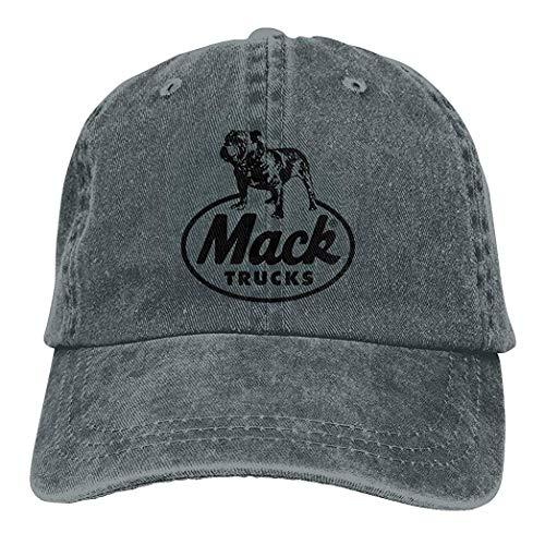 UUOnly Trucker Cap Cute Mack-Trucks - Langlebige Baseballkappe - Hüte - Verstellbarer Papa - Hut schwarz