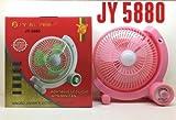 Jy Super JY-5880 Rechargeable Fan Image