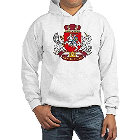 CafePress - Lithuania Coat of Arms Hooded Sweatshirt - Pullover Hoodie, Hooded Sweatshirt