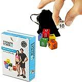 Stack 52 Fitness-Würfel von Strength Körpergewicht-Übung Workout-Spiel. Entworfen durch einen Militäreignungsexperten. Video-Anweisungen enthalten. Keine Ausrüstung benötigt.