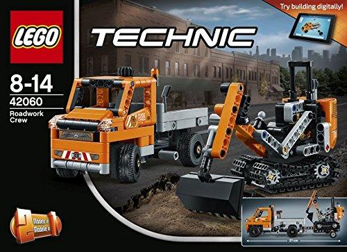Lego - 42060 - Technic - Mezzi stradali