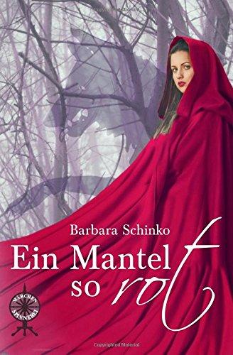Diagonale Mantel (Ein Mantel so rot (Maerchenspinnerei))