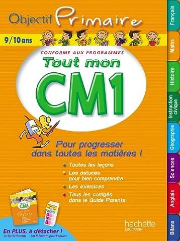 OBJECTIF PRIMAIRE -Tout mon CM1