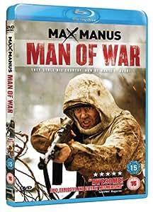 Max Manus - Man Of War [Blu-ray] [Region Free]