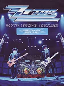 Live From Texas (DVD+CD) [2009]