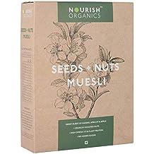 Nourish Organics Seeds and Nuts Muesli 300Gr